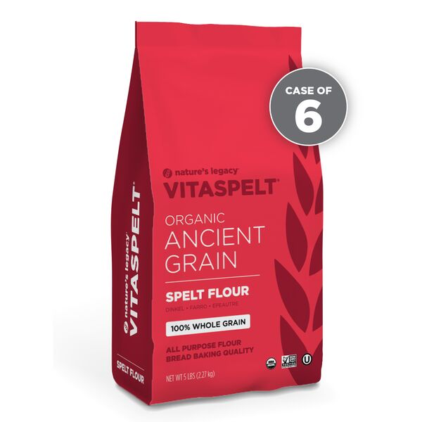 Organic Whole Grain Case Of 6 2019