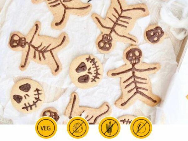 Spooky Spelt Cookies