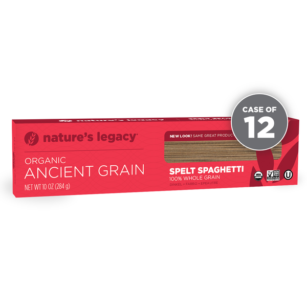 Whole Grain Spaghetti Case Of 12