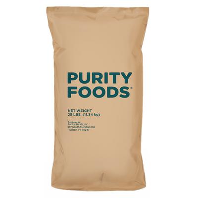 Purity Foods 25 Lb Bag