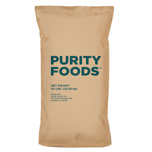 Purity Foods Bag 50 Lb