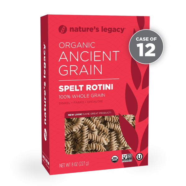 Whole Grain Rotini Case Of 12