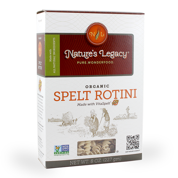 White Rotini