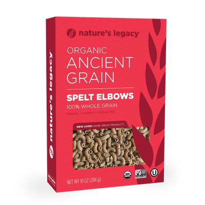Whole Grain Elbows Front