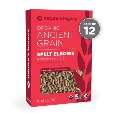 Whole Grain Elbows Case Of 12 2019