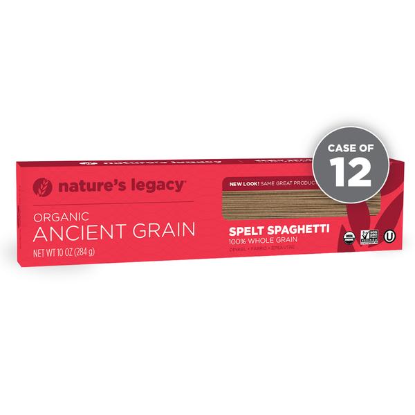 Whole Grain Spaghetti Case Of 12