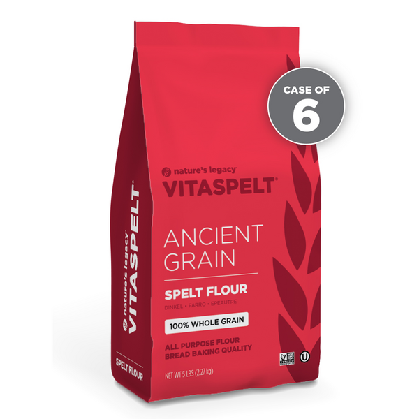 Conventional Whole Grain Case Of 6
